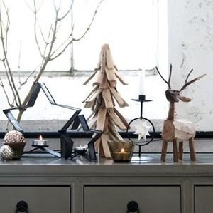 Driftwood Tree - ornaments