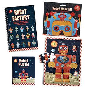 Robot Activity Set