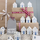 Advent Calendar Village