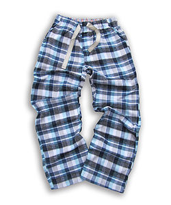 Teenage Grey Check Lounge Pants - nightwear