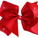 Satin Diamante Bow