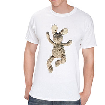 Personalised Favourite Teddy Adult T Shirt