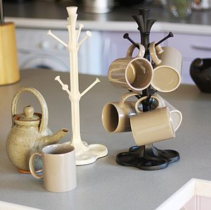 Cast Iron Velde Mug Tree