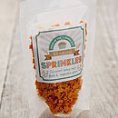 Orange Star Sprinkles