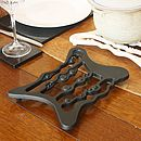 Cast Iron Dali Trivet
