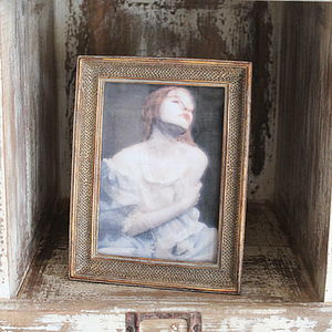 Vintage Style Photo Frame - picture frames