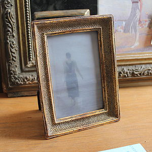 Vintage Style Picture Frame - shop by price