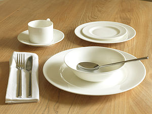 Fine Bone China Dinnerware - crockery & chinaware