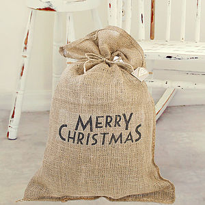 Personalised Christmas Stocking - stockings & sacks