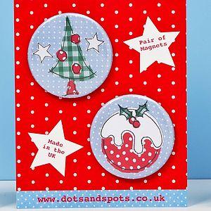 Christmas Magnets
