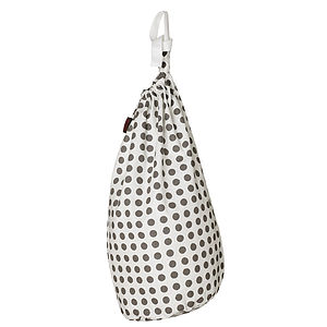 London Laundry Bag - laundry bags & baskets