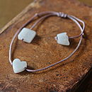 Jade Heart Bracelet