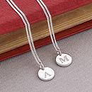 Silver Signature Necklace