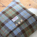 Macleod Harris Tweed Cushion