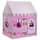 Gingerbread Cottage And Sweet Shop Playhouse