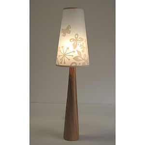 Pretty Butterfly Table Lamp
