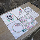 Cards, Envelopes and Stickers