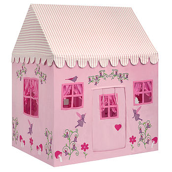 Large Enchanted Garden and Fairy Woodland Playhouse