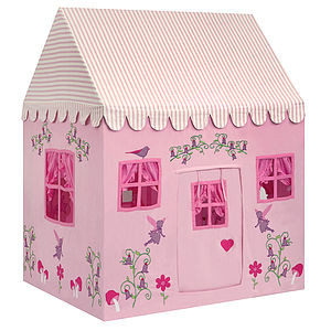 Enchanted Garden And Fairy Woodland Playhouse - tents, dens & wigwams