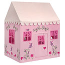 Enchanted Garden And Fairy Woodland Playhouse
