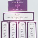 Match Your Theme Table Plan