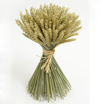 Medium wheat sheaf