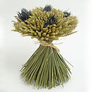 Thistle Wheat Sheaf