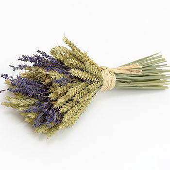 Wheat And Lavender Bundle