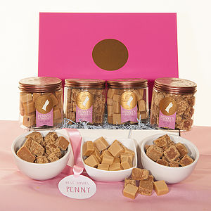 Penny's Fudge Favourites Hamper - boxes & hampers