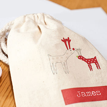 Christmas Party Favour Bags