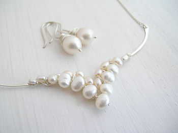 White Pearl Set