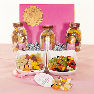 Penny's Old School Sweet Shop Hamper - food hampers