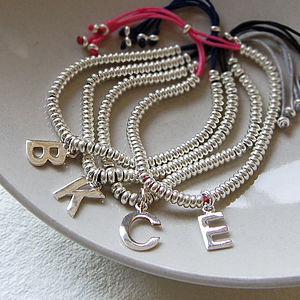 Personalised Friendship Bracelet - jewellery gifts for friends