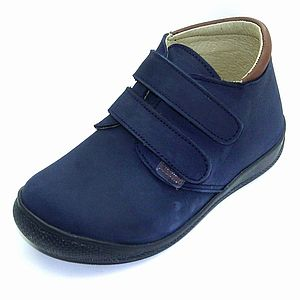 Navy Toddler Boots