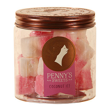Jar Of Coconut Ice