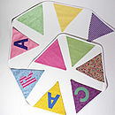 Personalised Bunting - Cara