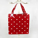 Dotty About You Tottie Tote Bag