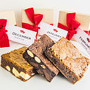 Mothers Day Chocolate Brownie Subscription