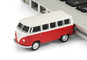 VW Camper Van Memory Stick - gadgets & cases