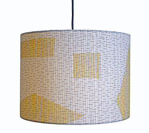 Lines Lampshade - lighting