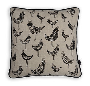 Birds Cushion Cover - cushions