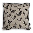 Birds Cushion Cover