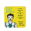 Charles Rennie Mackintosh Coaster