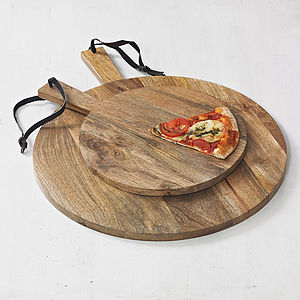 Mango Wood Pizza Board