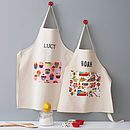 Personalised Child's Pocket Apron