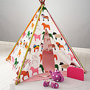 Pony Child's Play Tepee
