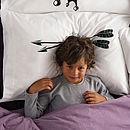 Head Case Arrows Pillowcase