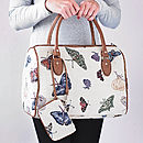 Butterfly Travel Bag