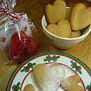 Heart Cutters With Gingerbread Recipe