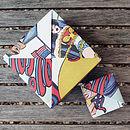 Comic Book Hero Wonderwoman Box